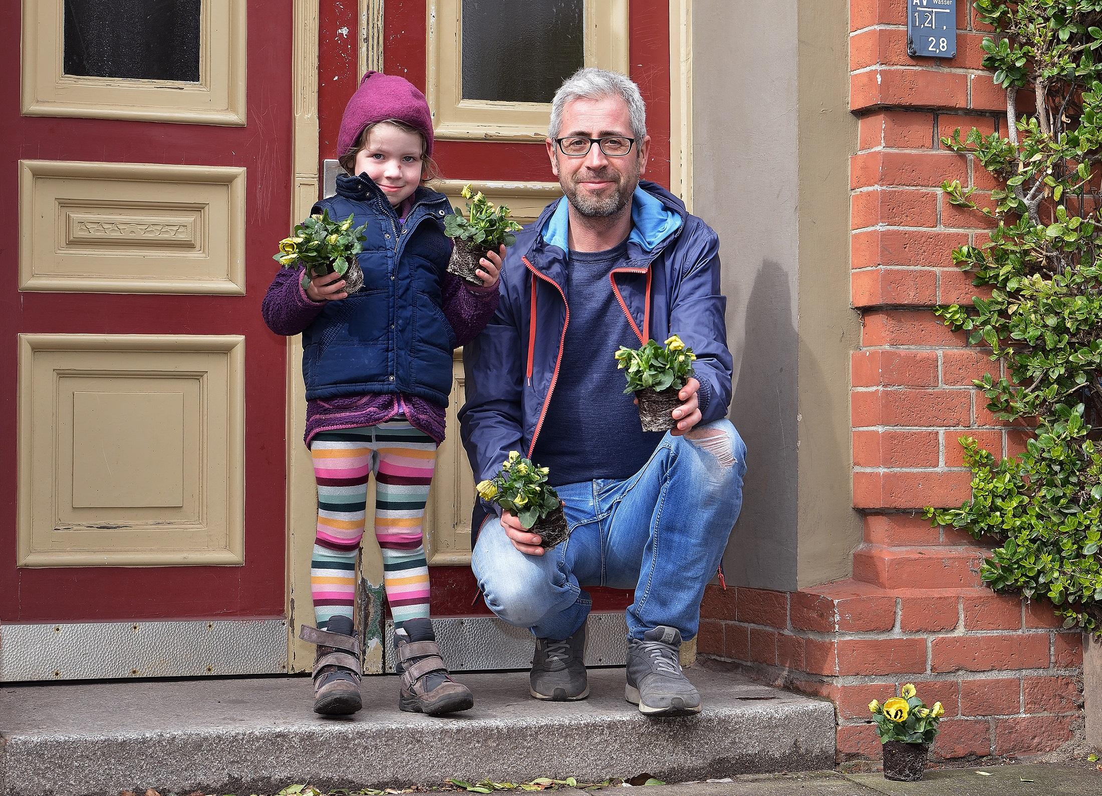 Frühlingsboten gibt es im März jedes Jahr für altoba-Mitglieder