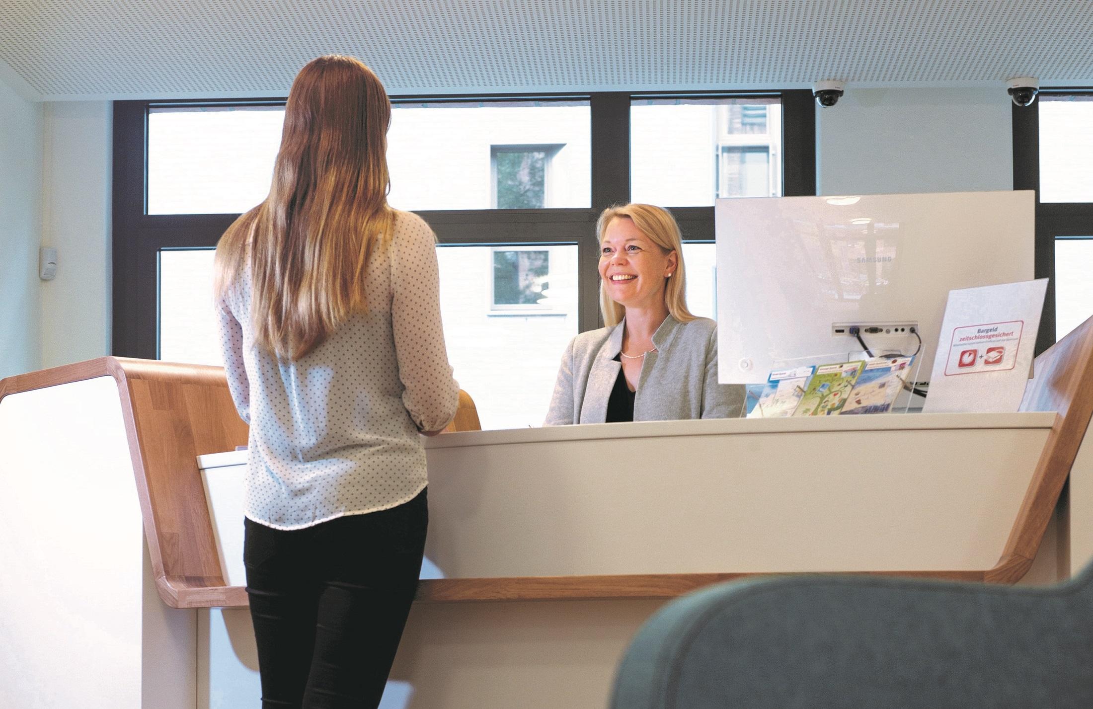 Kundencentrum Sparen