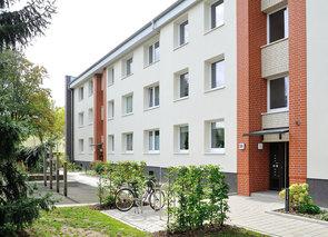 Außenanlagen im Immenbusch/Glückstädter Weg